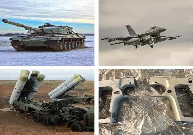 Aviation and defence industry